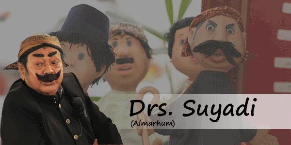 Drs. Suyadi, Pak Raden Dari Serial Si Unyil Yang Tak Tergantikan