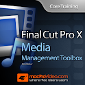 Course For FCP X Media Toolbox icon