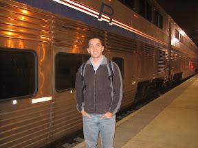 Just off the Kirksville -> Kansas City train