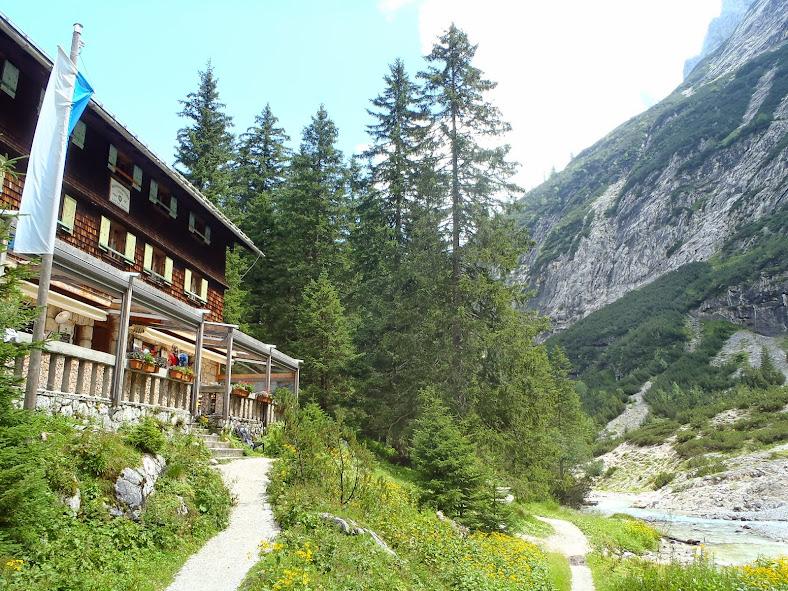 ReintalangerHütte, Zugspitze