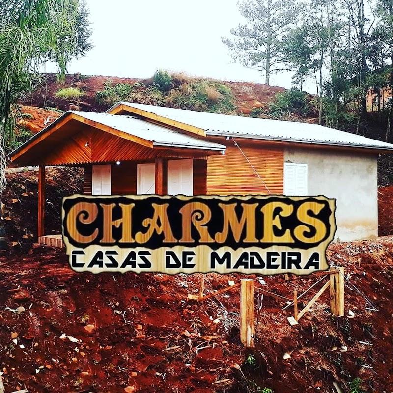 Charmes Casas de Madeira