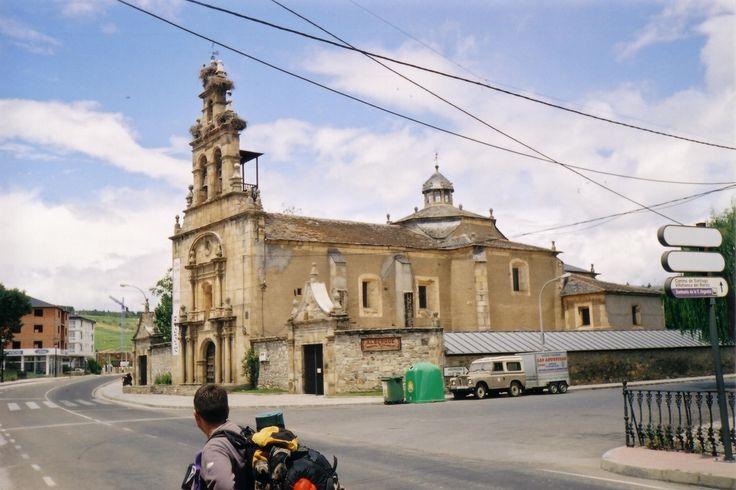 Santuario de Nuestra Señora de las Angustias, Cacabelos, León, Camino de Santiago