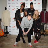 OIC - ENTSIMAGES.COM - Chalin,MNEK and Becky Hill at the March of The Mods - book launch party  London 11th February 2015