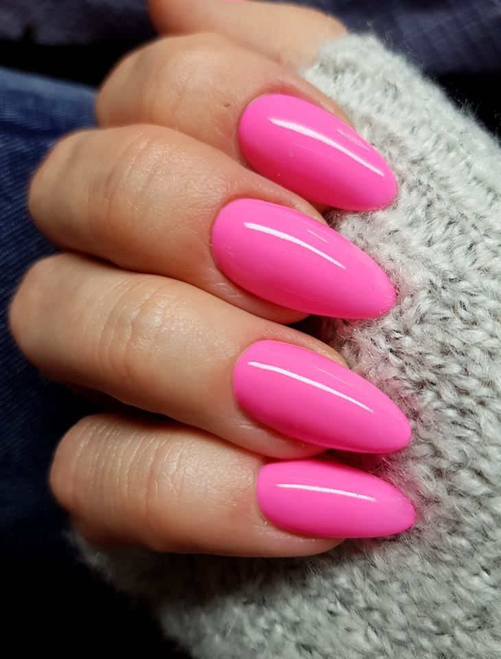 25+ Amazing Pink Nail Art Designs For Valentine\'s Day For 2018 ...