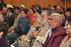 Mrs Harinder Chawla, Sukham, Bhai Balbir Singh, J S Ghuman and Mrs Ghuman