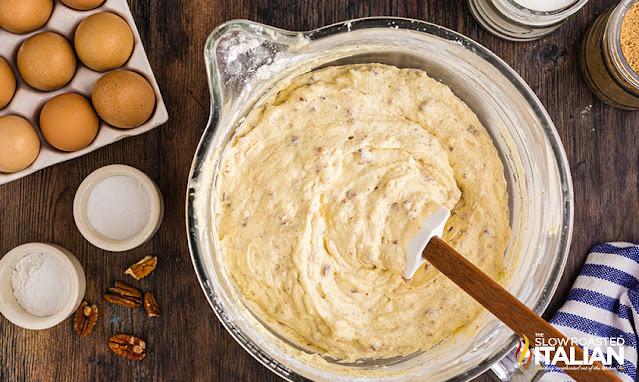 easy italian cream cake batter