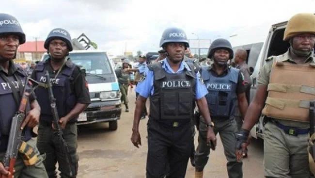 Police Tear-Gas June 12 Protesters In Abuja
