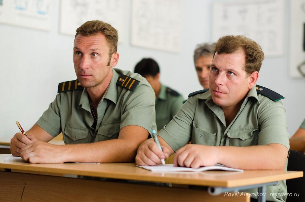Отделение №6, 6 ВГСО