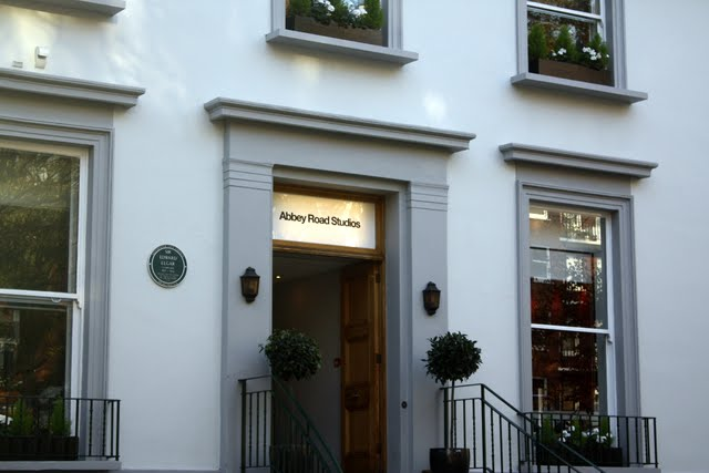 Abbey Road Studios in London England