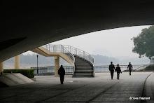 Pont sur la rivière Li