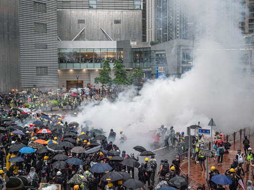 Hong Kong's Carrie Lam scraps policy address town hall meetings over 'lone wolf' attack fears