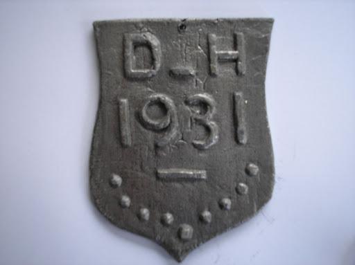 Naam: DHPlaats: in de prov.Jaartal: 1931