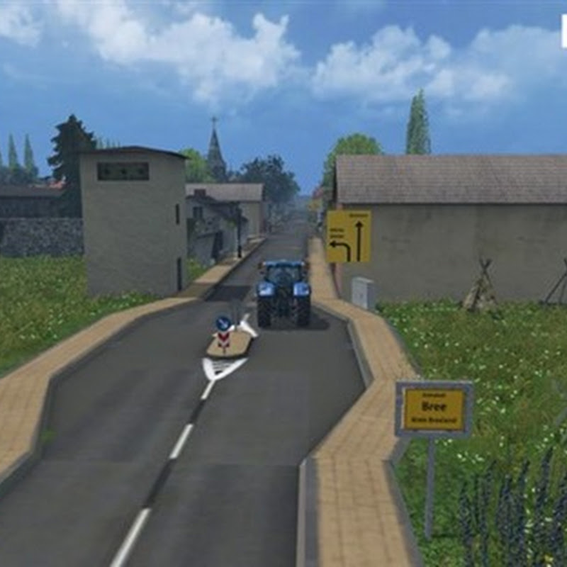 Farming simulator 2015 - Bree v 1.1