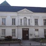 Ancien Palais du séjour : palais de Justice