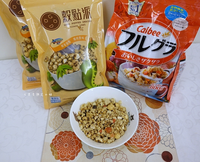 29 穀點派Goog Puffed Grains 古早味米香