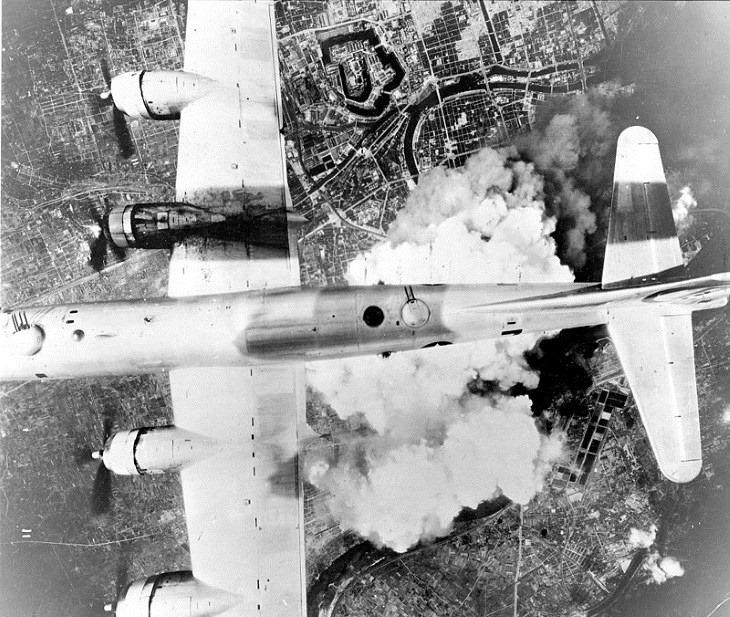 Osaka em 1945