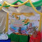 Basant Panchami Celebration (Primary) 12.02.2016