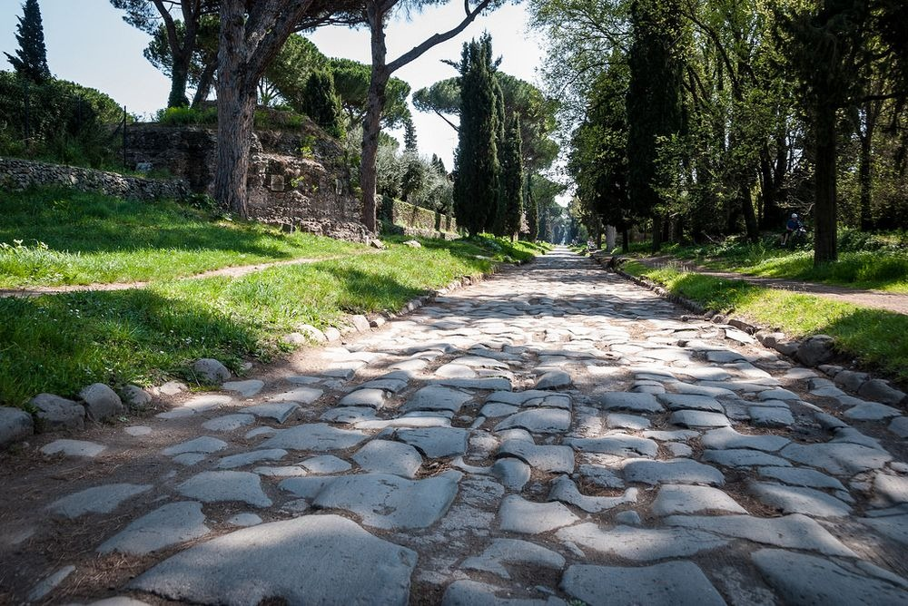 Appian Way, The First Roman Road | Amusing Planet