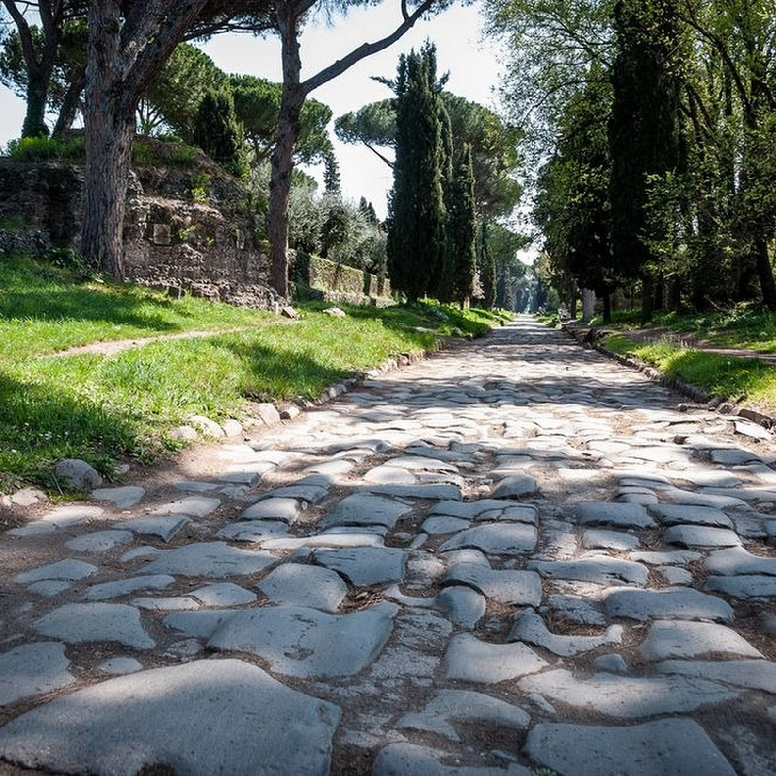 Appian Way, The First Roman Road
