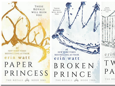 On My Radar: The Royals Series by Erin Watt