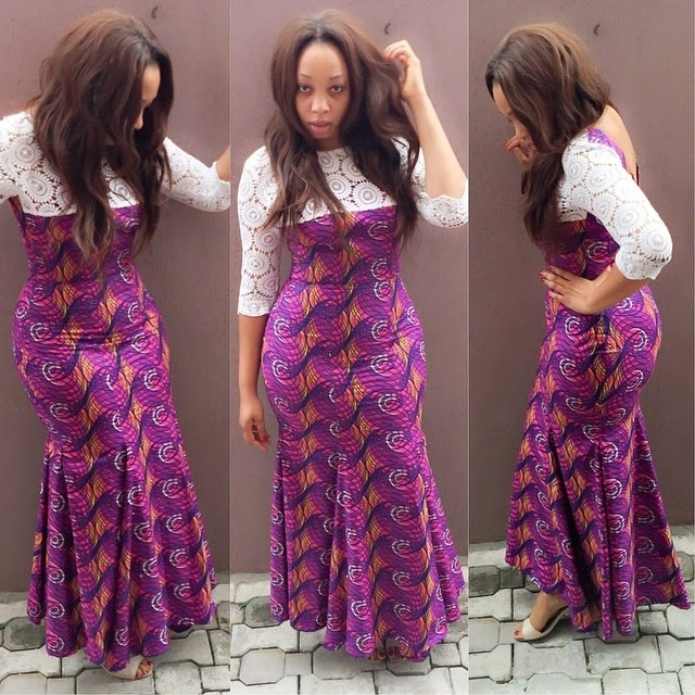 The Latest Ankara Long Dresses for 2016 | Fashionte