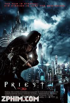 Giáo Sĩ - Priest (2011) Poster