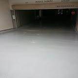 La Jolla Presbyterian Deck Waterproofing - 20131129_091013
