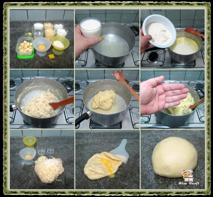 Bolinhas de queijo 3