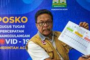 Info Covid-19 Aceh, Rabu 6 Mei 2020 : Positif Covid-19 Total 17 Kasus