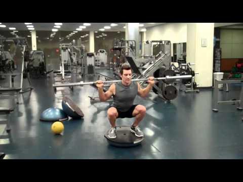 Tony Horton Doing Crazy Balance And Strength, Tony Horton