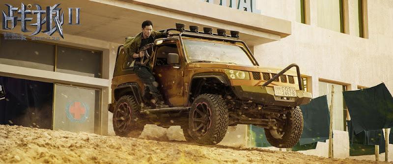 Wolf Warriors 2 China Movie