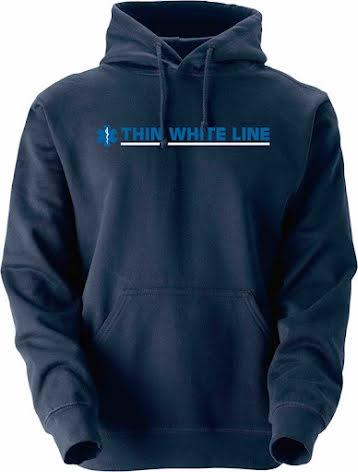 Thin White Line Hoody