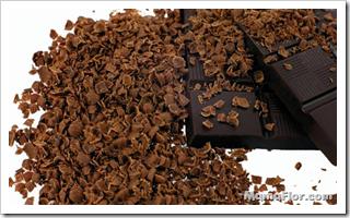 Chocolate rallado