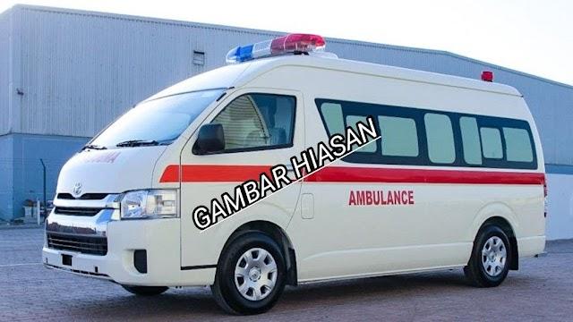 Taktik sewa ambulans swasta untuk rentas negeri pulang ke kampung gagal