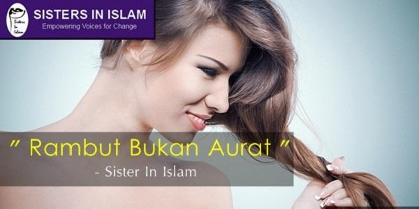 AMBUT BUKAN AURAT - SISTER IN ISLAM.jpg