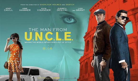 Κωδικό Όνομα U.N.C.L.E. (The Man from U.N.C.L.E.) Wallpaper