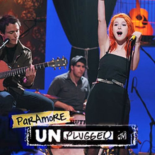 Unplugged Mtv Paramore Dvd Mtv Unplugged Paramore