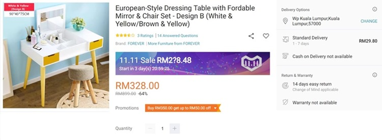 dressing_table_murah_lazada