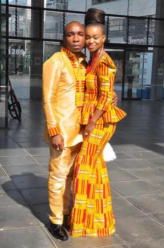 Top Ankara Styles For Couples 2016 2017 Styles 7