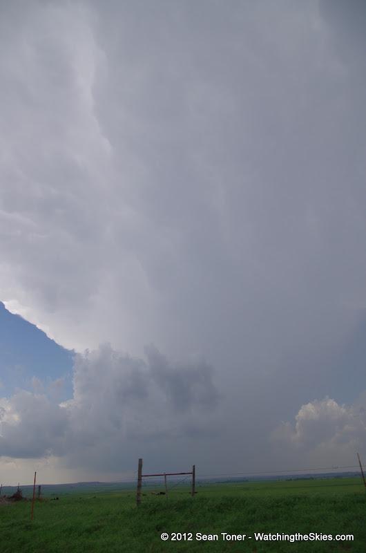 04-14-12 Oklahoma & Kansas Storm Chase - High Risk - IMGP0356.JPG