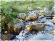 """The """"Mountain Stream"""" piece from the """"2003"""" collection"""