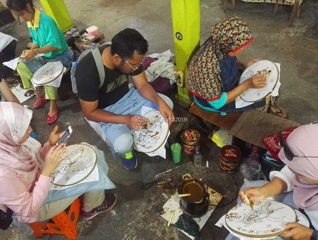 belajar membuat batik di yogyakarta