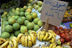 After visiting Petra we traveled north to Amman, where we wandered the local markets.