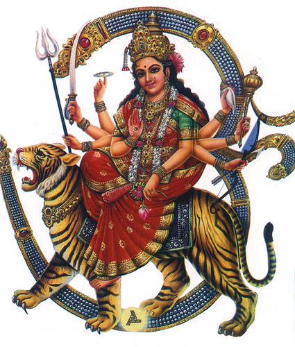 Durga, Gods And Goddesses 2