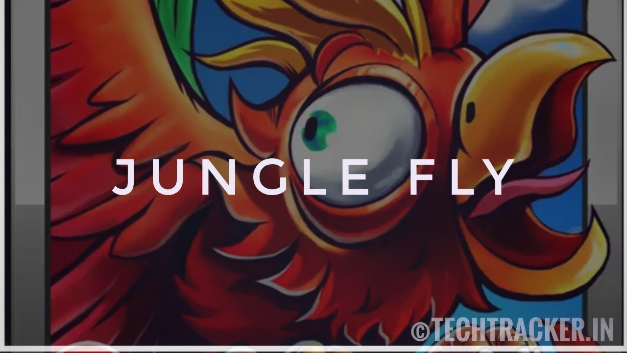 Jungle fly with essense of temple run that will joy in android !