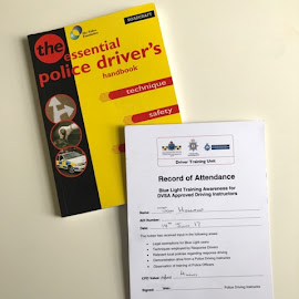 Police Driving Experience