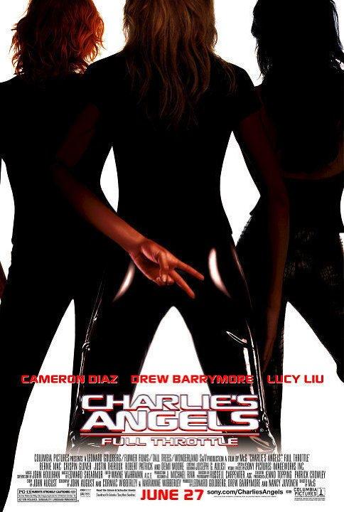 Những Thiên Thần Của Charlie 2 - Charlie's Angels: Full Throttle (2003)