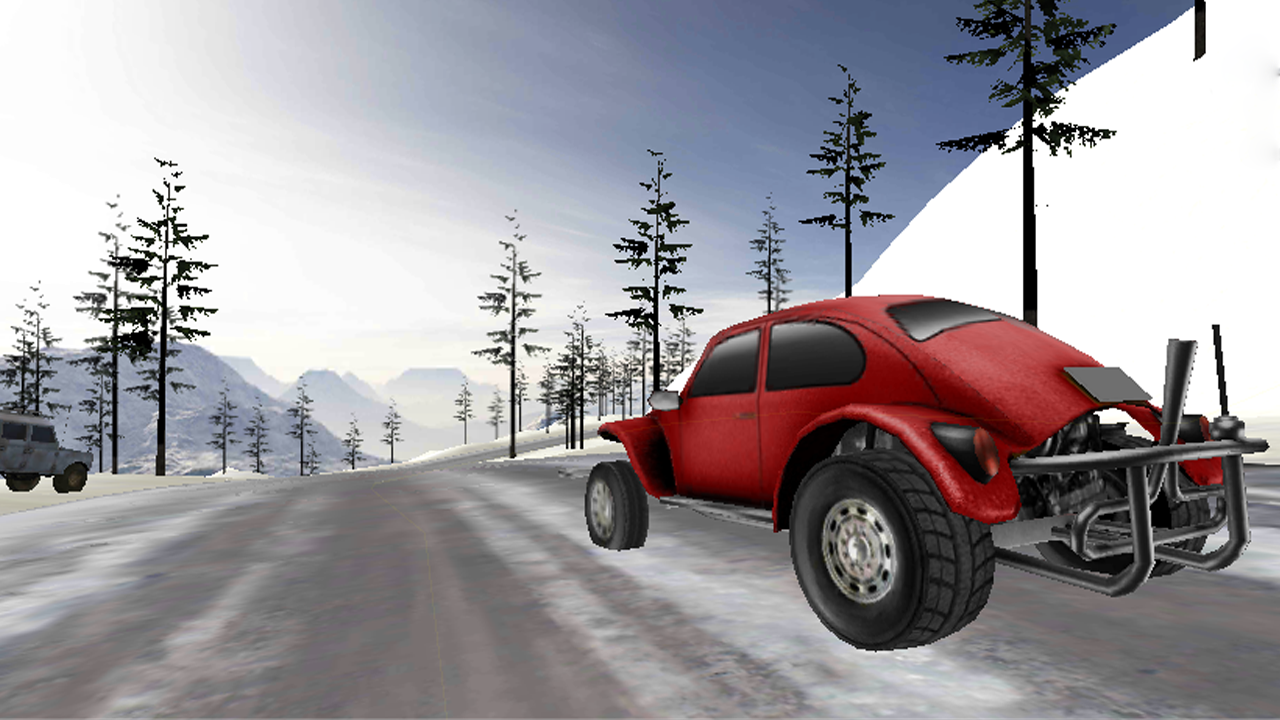 Off road racing game for Android