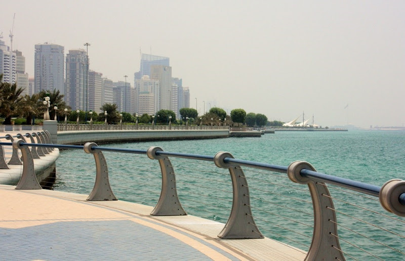 Abu Dhabi Corniche | Top 10 things to do in Abu Dhabi
