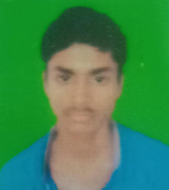 कौआकोल से एक युवक लापता,60 घण्टे बाद भी सुराग नहीं